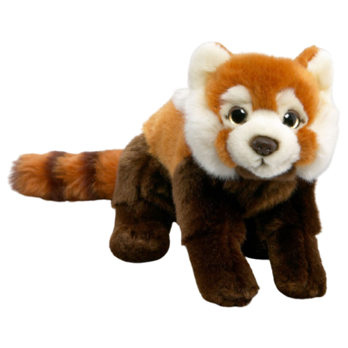Мягкая игрушка Leosco Красная панда 20 см