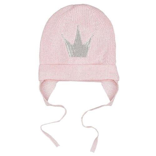 Купить Шапка Gulliver Baby размер 48-50, розовый, Головные уборы