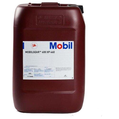 Индустриальное масло MOBIL MOBILGEAR 600 XP 460 20 л