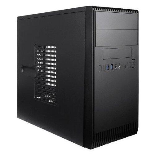 Корпус INWIN ENR064, mATX, Mini-Tower, 2xUSB 3.0, черный, Без БП (6139499) корпус inwin mg134bl без бп 6120647 black