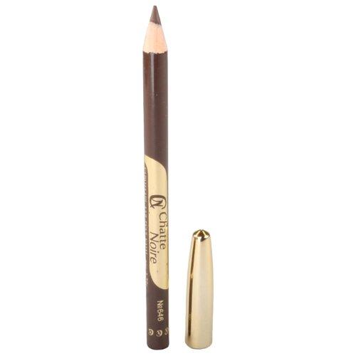 Chatte Noire Карандаш для глаз, оттенок 646 светло-коричневый chatte noire карандаш для глаз 10