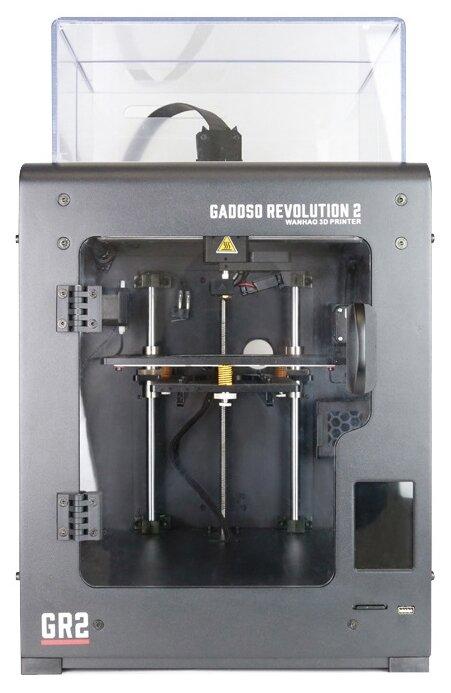 3D-принтер Wanhao GR2 (в закрытом корпусе) серый