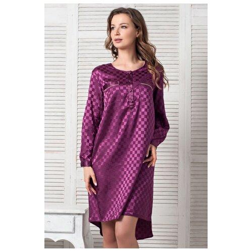 Фото - Mia-Mella Платье-туника с длинными рукавами Antuanetta, бордовый, S-M платье туника panicale платье туника