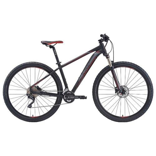 цена на Горный (MTB) велосипед Merida Big.Nine 80 (2020) Black/Red Silver S (требует финальной сборки)