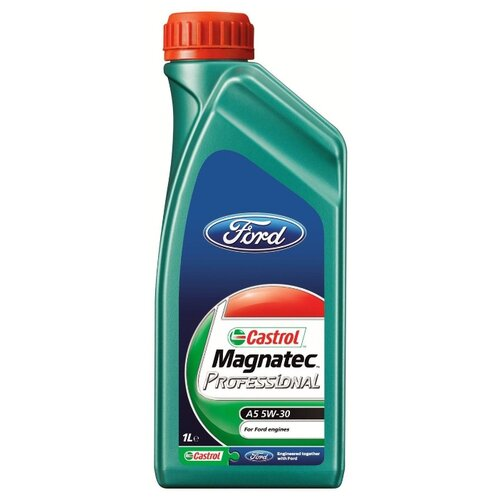 Моторное масло Castrol Magnatec Professional A5 5W-30 1 л cинтетическое моторное масло castrol magnatec 5w40 1 л cas magn 5w40dpf 1l
