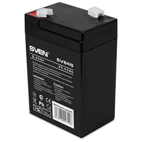 Аккумуляторная батарея SVEN SV645 4.5 А·ч
