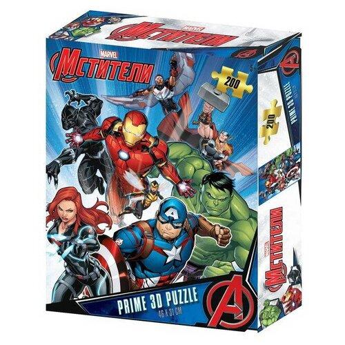 Купить Пазл Prime 3D Мстители (33044), 200 дет., Пазлы