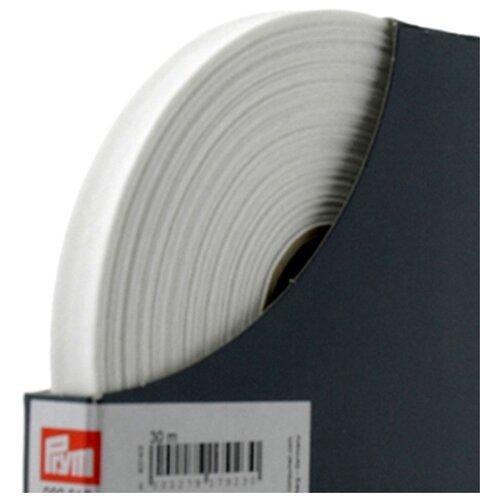 Купить Prym Косая бейка 24/12 мм 902910, белый 30 см х 2.4 м, Технические ленты и тесьма
