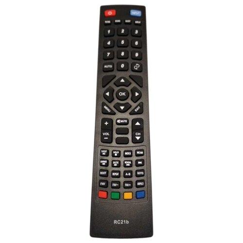 Купить Пульт ДУ Huayu RC21b new для для телевизоров Supra STV-LC18250WL/STV-LC18250FL/STV-LC18251FL/STV-LC22820FL черный