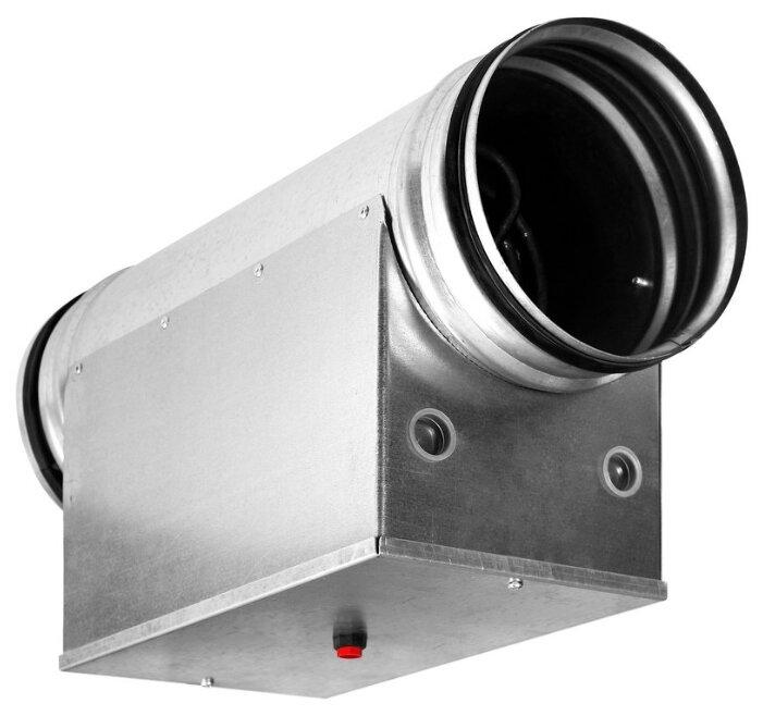 Электрический канальный нагреватель Shuft EHC 250-6,0/2