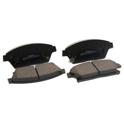 Фото - Дисковые тормозные колодки передние Frixa FPD20 для Chevrolet Cruze, Chevrolet Orlando, Opel Astra (4 шт.) дисковые тормозные колодки передние frixa fpe019 для toyota camry 4 шт