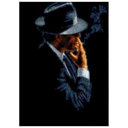 Купить Незнакомец Рисунок на ткани 27х36 Каролинка ТКБЛ(э) 3046, Канва