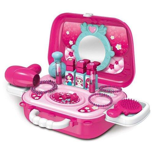 Купить Салон красоты ABtoys Будь принцессой! (PT-01296), Играем в салон красоты