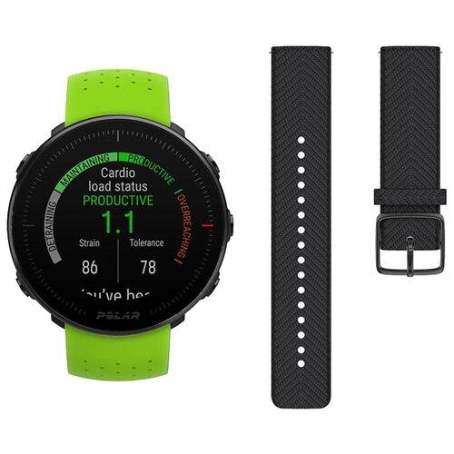 Фото - Умные часы Polar Vantage M Marathon Season Edition, зеленый, M/L polar h7 hr sensor pnk st m xxl