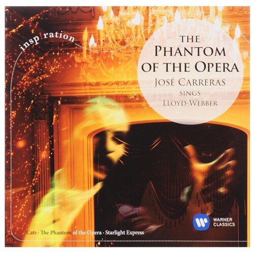 Phantom of the Opera. Jose Carreras Sings Lloyd Webber (CD)