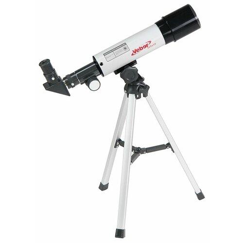 Фото - Телескоп Veber 360/50 белый/черный трусы serge 56877 белый 50 размер