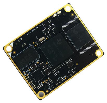 Процессорная плата MYIR MYC-C3358-256N256D-100-I
