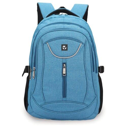 BRAUBERG Рюкзак Скай (225517), голубой рюкзак brauberg 227073