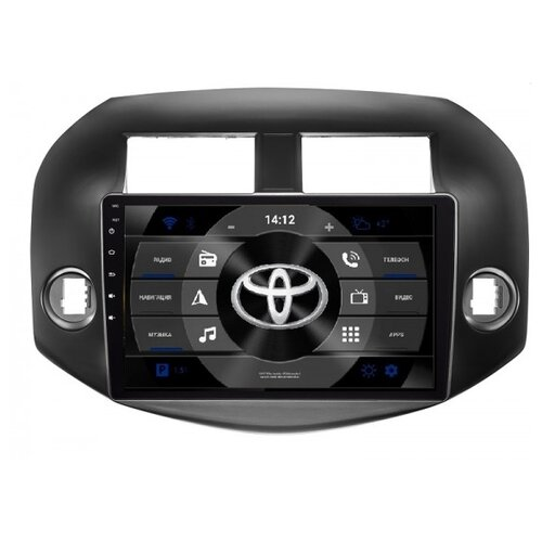 Автомагнитола Subini TOY104 10,2 Toyota Rav 4 III 2005 - 2012 автомагнитола subini toy102 10 2 toyota camry 2015 2017