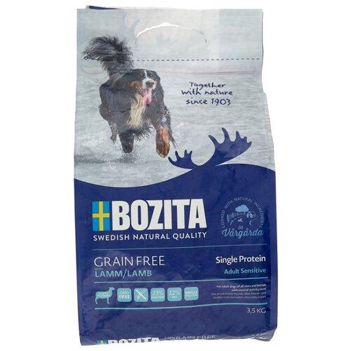 Сухой корм для собак Bozita баранина с картофелем 3.5 кг сухой корм для собак bozita баранина с картофелем 3 5 кг