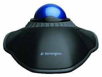 Трекбол Kensington Orbit Scroll Ring Trackball K72337EU Black USB