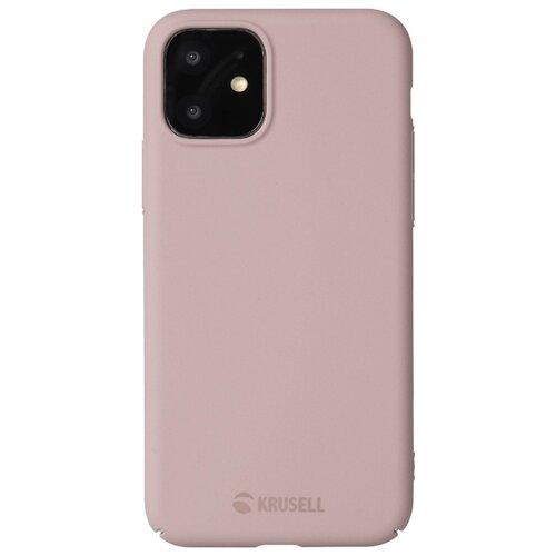 Купить Чехол Krusell Sandby Cover для Apple iPhone 11 розовый