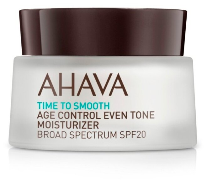 Крем AHAVA Time To Smooth Age Control