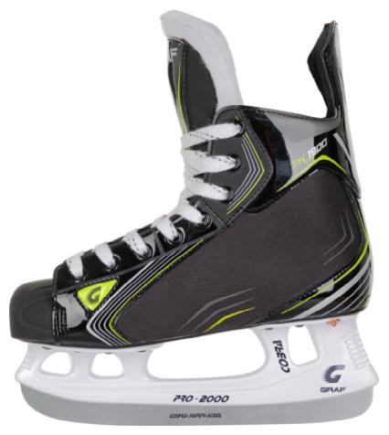 Коньки хоккейные graf peakspeed pk 1900 cobra 2000 jr