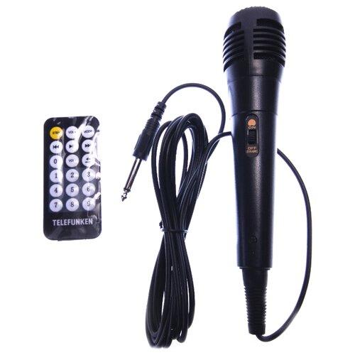TELEFUNKEN Портативные аудиосистемы TF-PS1251B(черный)