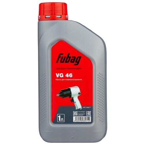 Фото - Масло для пневмоинструмента Fubag VG 46 1 л двухкамерный холодильник hitachi r vg 472 pu3 gbw