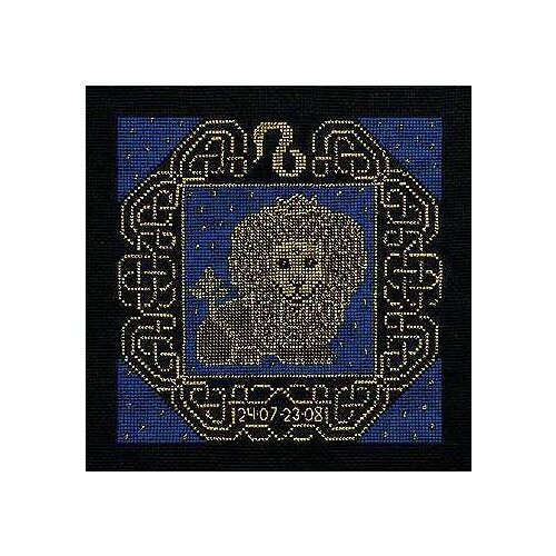 Купить Набор Лев 25х25 Риолис 1205 1205, Наборы для вышивания