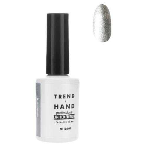 Купить Гель-лак для ногтей Trend&Hand Limited Edition, 11 мл, оттенок 18901 Severine