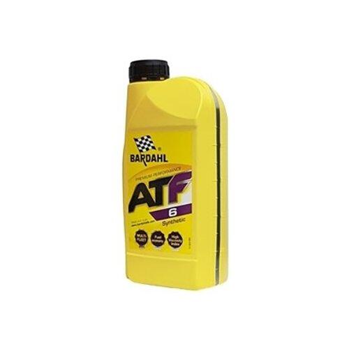 Трансмиссионное масло Bardahl ATF VI 1 л