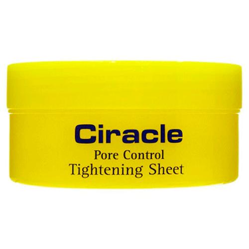 Очищающие салфетки для сужения пор Ciracle Pore Control Tightening Sheet 40шт сыворотка для сужения пор pore control tightening serum 30мл