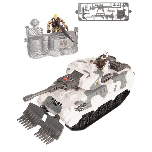 Купить Игровой набор Chap Mei Soldier Force - Танк в пустыне 545058, Игровые наборы и фигурки