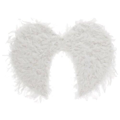 Купить Крылья Страна Карнавалия Вдохновение (1113049), белый, Карнавальные костюмы