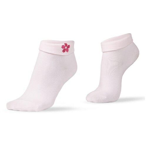 Носки Красная жара Любой день, размер 35-39, фуксия/розовый