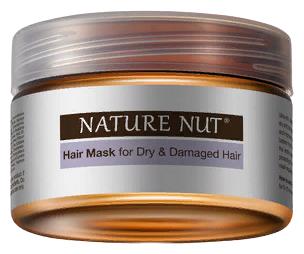 Nature Nut Маска для сухих и поврежденных волос