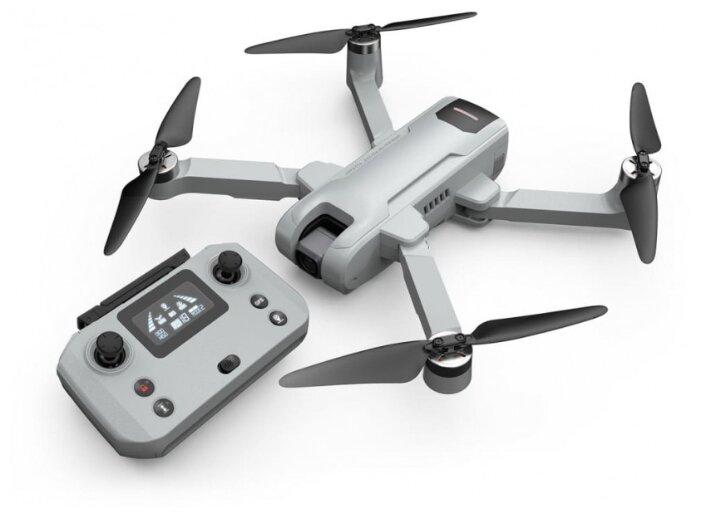 Квадрокоптер MJX V6 серый фото 1