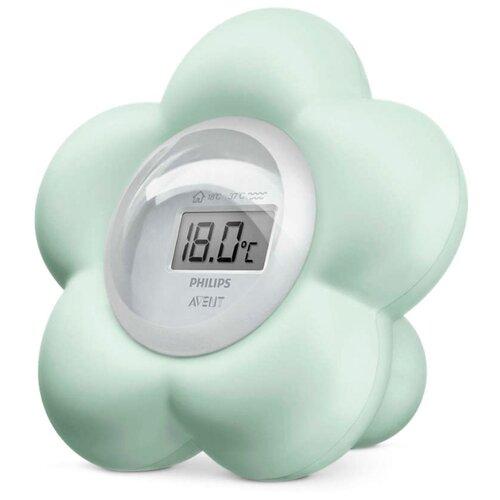 Купить Электронный термометр Philips AVENT SCH480 зеленый, Термометры