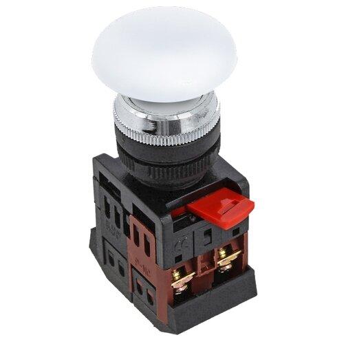 Нажимная кнопка (кнопочный выключатель/переключатель) в сборе EKF pbn-aea-w