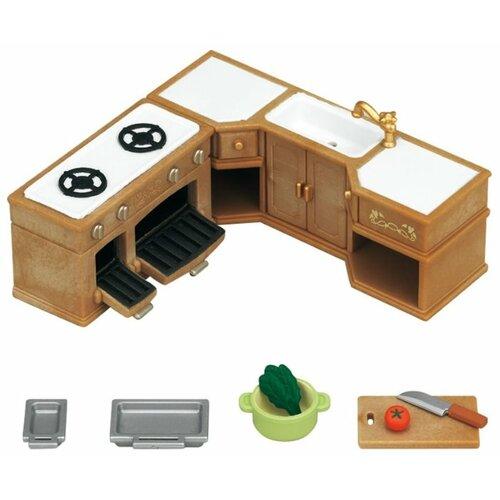 Купить Игровой набор Sylvanian Families Кухонный гарнитур 5222, Игровые наборы и фигурки