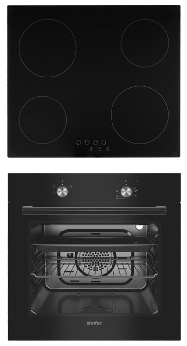Комплект встраиваемой техники Simfer S64B000
