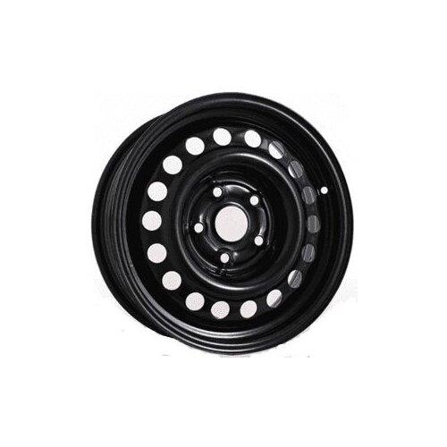 Фото - Колесный диск Trebl 9527 6.5х16/5х114.3 D64.1 ET50, black колесный диск trebl 7625 6 5х16 5х114 3 d60 1 et39 black