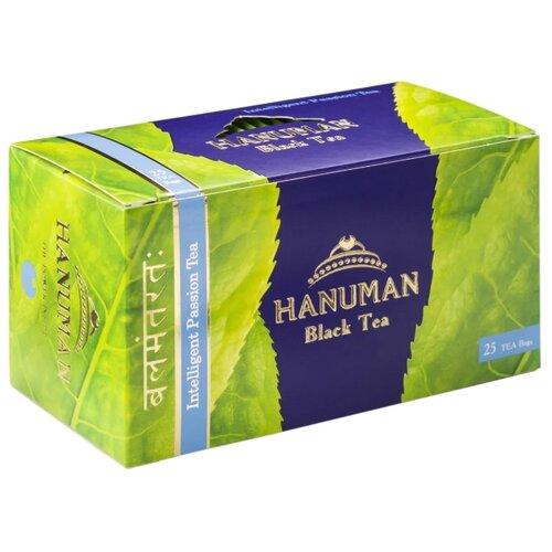 Чай черный Hanuman Intelligent passion в пакетиках, 25 шт. по цене 156