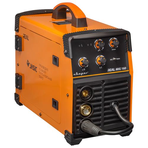 Сварочный аппарат Сварог REAL MIG 160 (N24001) (MIG/MAG, MMA) сварочный полуавтомат сварог mig 350 j1601