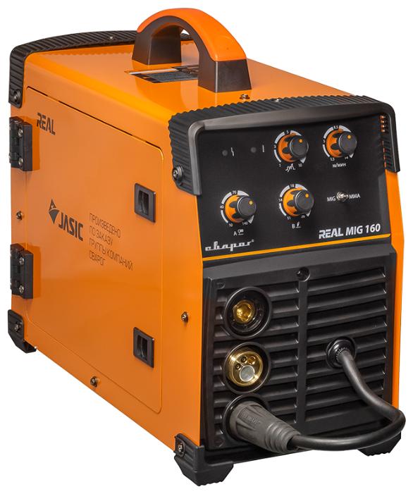 Сварочный аппарат Сварог REAL MIG 160 (N24001) (MIG/MAG, MMA)