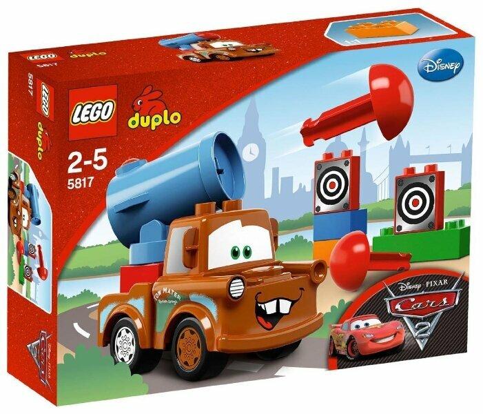 Конструктор LEGO DUPLO 5817 Агент Мэтр