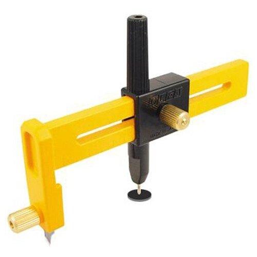 OLFA Нож циркульный OL-CMP-1 желтый/черный
