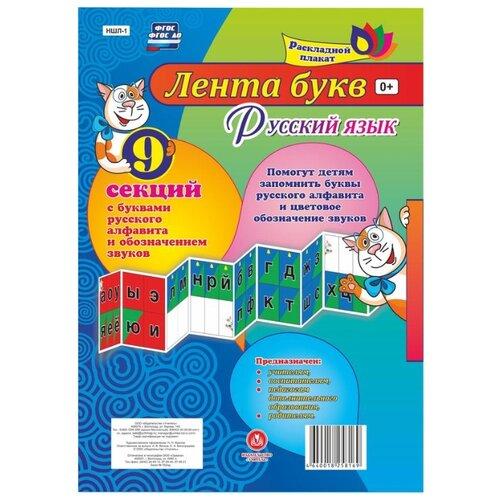Купить Плакат Учитель Русский язык НШЛ-1, Обучающие плакаты